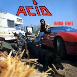 """Acid - Engine Beast (LTD Blue Vinyl + 7"""")"""
