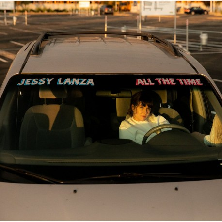 Jessy Lanza - All The Time (Random Turquoise Or Pink Vinyl)