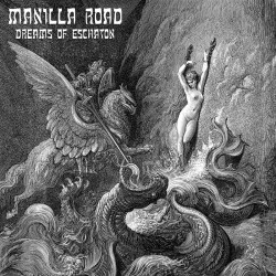 Manilla Road - Dreams Of Eschaton (LTD White Vinyl)