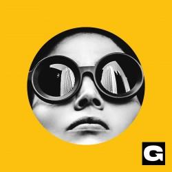 Ganser - Just Look At That Sky (Golden Yellow Vinyl)