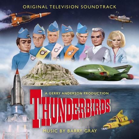 Barry Gray - Thunderbirds Soundtrack (Sky Blue Vinyl)