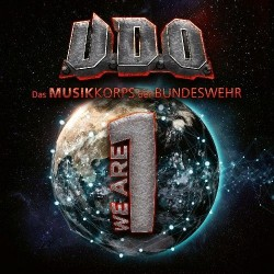 U.D.O. - We Are One (LTD Clear Red Vinyl)