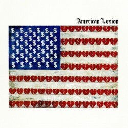 American Lesion (Greg Graffin) - S/T (Transparent Red Vinyl)