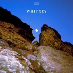 Whitney - Candid (Clear Blue Vinyl)