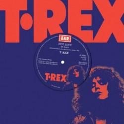 T. Rex - Hot Love (Red Vinyl)