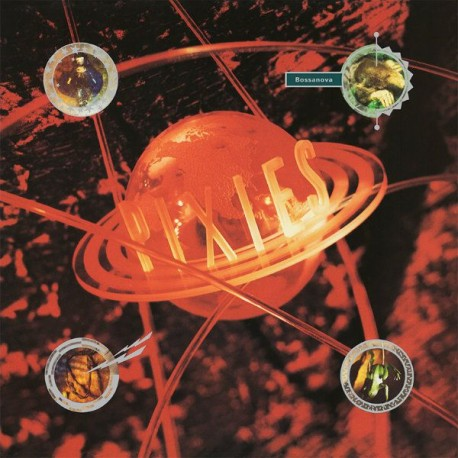 Pixies - Bossanova (30th Ann Red Vinyl)