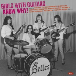 Various Artists - Girls With Guitars Know Why!