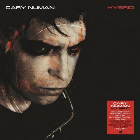 Gary Numan - Hybrid (LTD Red Vinyl)