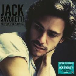 Jack Savoretti - Before The Storm (LTD Blue Vinyl)