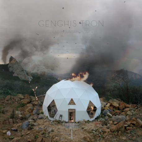 Genghis Tron - Dead Mountain Mouth