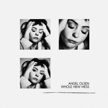 Angel Olsen - Whole New Mess (LTD Clear Smoke Translucent Vinyl)