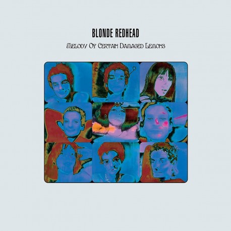 Blonde Redhead - Melody Of Certain Damaged Lemons (20th Ann Magenta Vinyl)