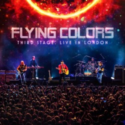 Flying Colors - Third Stage: Live In London (LTD Orange 3LP)