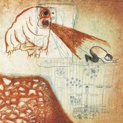 Deerhoof - Future Teenage Cave Artists (Blood Coloured Vinyl)