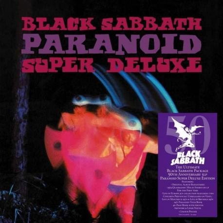 Black Sabbath - Paranoid (50th Anniversary 5LP Box)