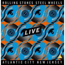 The Rolling Stones - Steel Wheels Live Atlantic City New Jersey