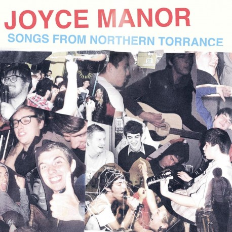 Joyce Manor - Songs From Northern Torrance (LTD Yellow Vinyl)