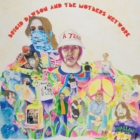 Brigid Dawson & The Mothers Network - Ballet Of Apes