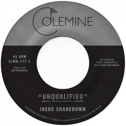 Ikebe Shakedown - Unqualified (Pink Vinyl)