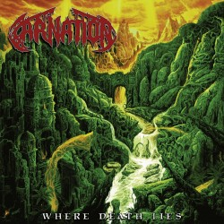 Carnation - Where Death Lies (LTD Red Vinyl)