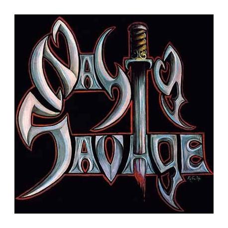 Nasty Savage - S/T (LTD Bine Col Vinyl)