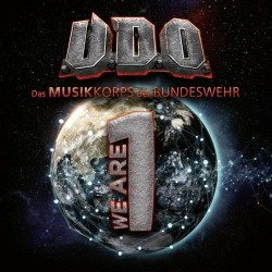 U.D.O. - We Are One (Orange Vinyl)