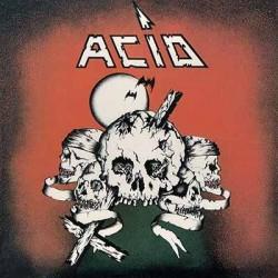 "Acid - S/T (Silver Vinyl + Poster & 7"")"