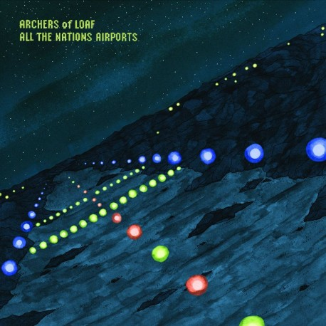 Archers Of Loaf - All The Nations Airports (LTD Clear Vinyl)