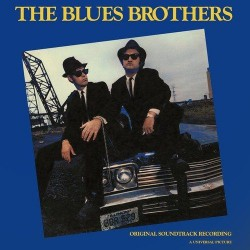 The Blues Brothers - The Original Soundtrack (LTD Blue Vinyl)