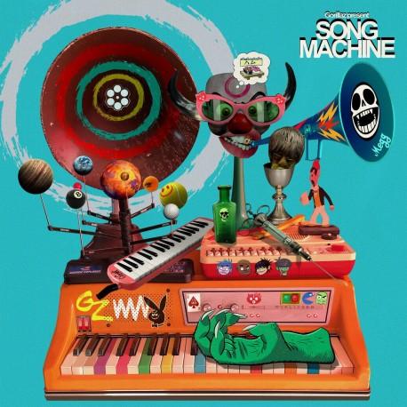 Gorillaz - Song Machine Season One (LTD Orange Vinyl)