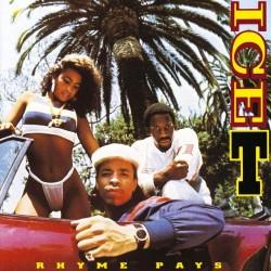 Ice-T - Rhyme Pays (Transparent Yellow Vinyl)