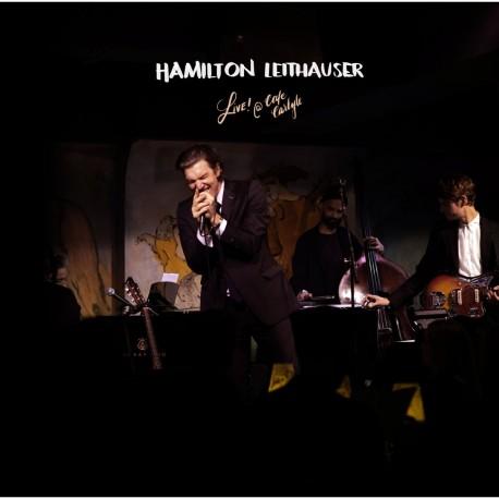 Hamilton Leithauser - Live! @ Cafe Carlyle (White Vinyl)