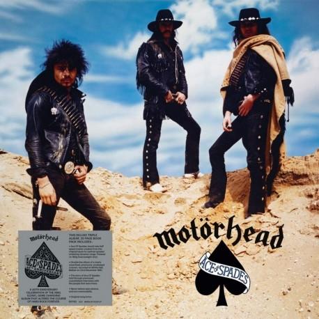 Motorhead - Ace Of Spades (40th Ann 3LP Box)