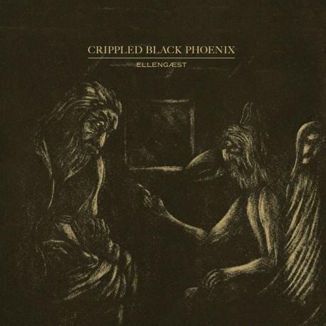Crippled Black Phoenix - Ellengaest (LTD Transparent Red Vinyl)