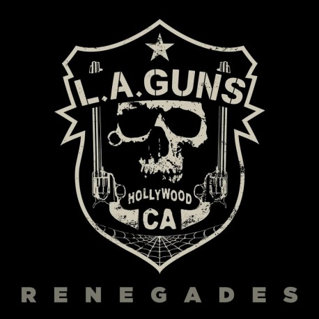 L.A. Guns - Renegades (LTD Purple Vinyl)