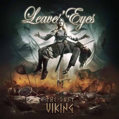 Leaves' Eyes - The Last Viking (LTD Green Vinyl)