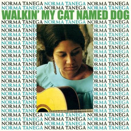 Norma Tanega - Walkin' My Cat Named Dog (LTD Blue Vinyl)
