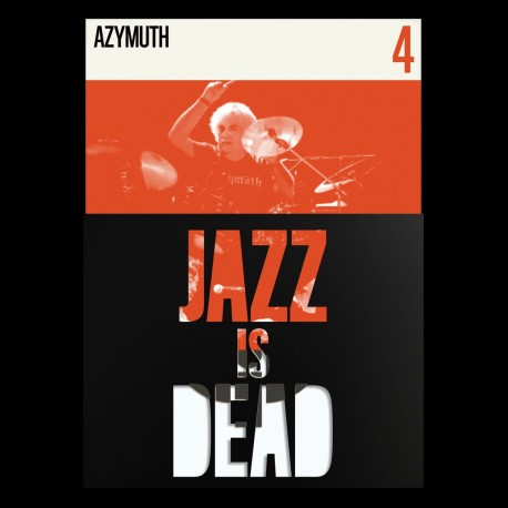 Adrian Younge / Ali Shah Muhammad - Azymuth (Jazz Is Dead Vol 4)