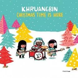 Khruangbin - Christmas Time Is Here (LTD Red Vinyl)