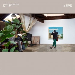 Dirty Projectors - 5 EPs (Clear Vinyl)