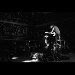 Japandroids - Massey Fucking Hall (Cherry Bomb Splash Vinyl)