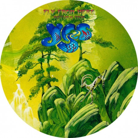 Yes - Fly From Here: Return Trip (Pic Disc)