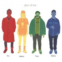 Joan Of Arc - Tim Melina Theo Bobby (Blue Vinyl)