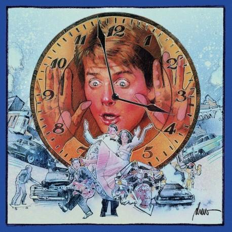 Various - Back To The Future Soundtrack (LTD Silver Vinyl)