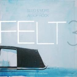 Felt - Felt 3: A Tribute To Rosie Perez (Blue & White Vinyl)