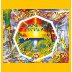 Ozric Tentacles - Become The Other (Yellow Vinyl)