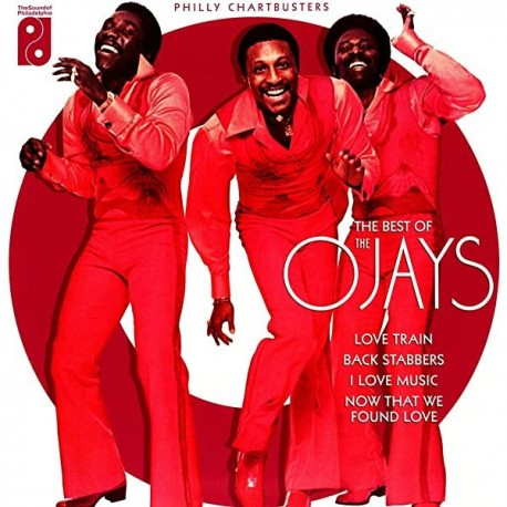 The O'Jays - Philly Chartbusters: The Best of