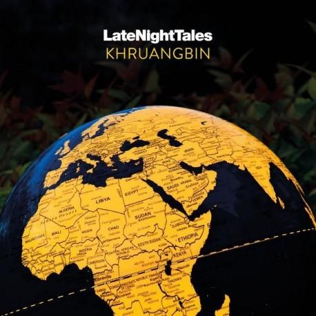 Khruangbin - LateNightTales (LTD Orange Vinyl)