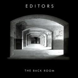 Editors - The Back Room (LTD White Vinyl)