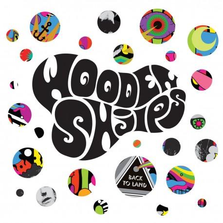 Wooden Shjips - Back To Land (Copper Coloured Vinyl)